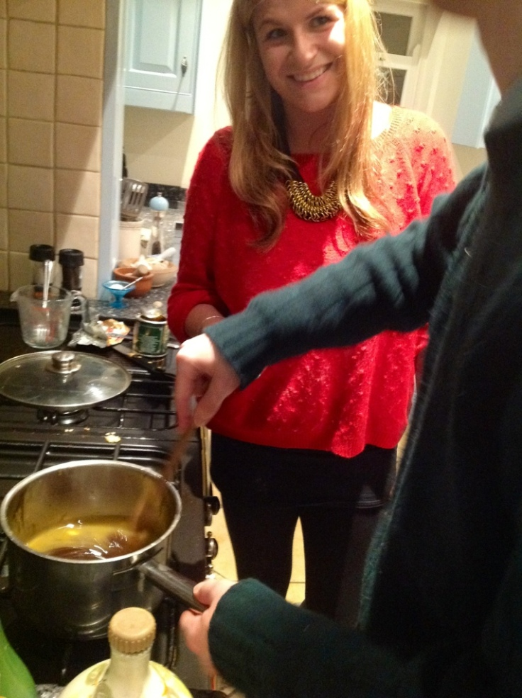 Festive Jumpers, Smiles and Baking