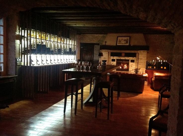 The Tasting Room...