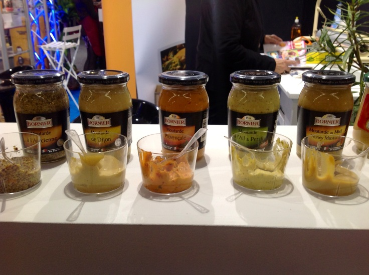 Mustards of Dijon stand to Attention! (Get Involved at Sainsbury's)
