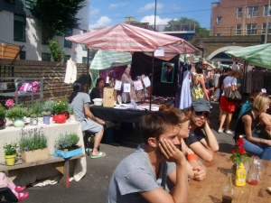 Netil Market, Hackney
