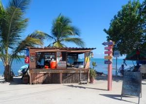 Belize food shack: Brenda's