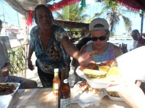 Brenda's Belizean Jerk Chicken