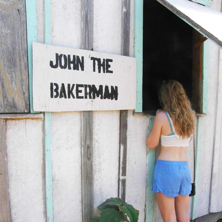 John the Bakerman, Placencia, Belize