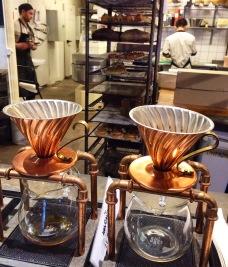 Filter Coffee in Da Matteo Coffee Shop, Gothenburg
