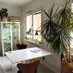 Cool Scandinavian air bnb apartment in Gothenburg