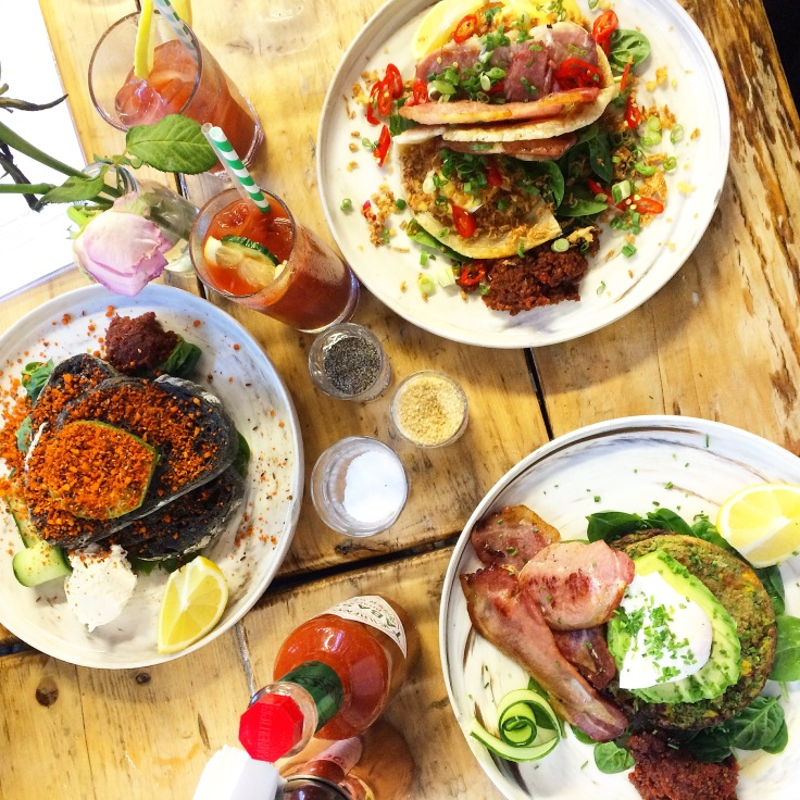 Beany Green, Little Venice: Bottomless Brunch Review